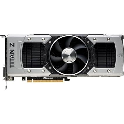 Asus Gtxtitanz-12Gd5 - Graphics Card - 2 Gpus - Gf Gtx Titan Z -