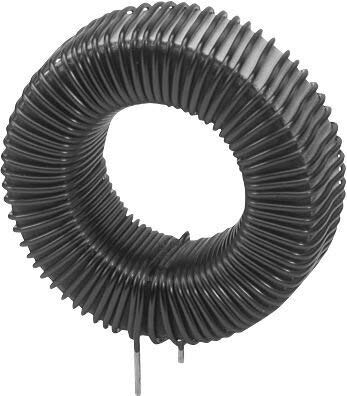 CTX50-2-52, Inductor Power Toroid 50uH 20% 100KHz Powdered Iron 4.9A 32.6mOhm DCR RDL Bulk (10 Items)