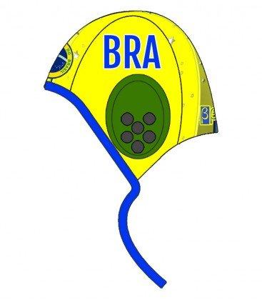 bbos Cuffia Da Pallanuoto Brasile Unisex Uomo e Donna Prima Qualit/à nuoto water polo Underwater Hockey Underwater Rugby