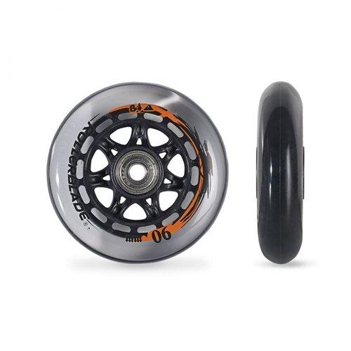 rollerblades wheels - 7
