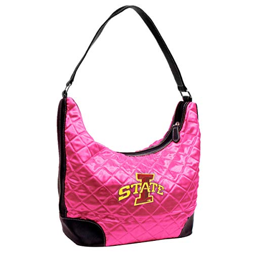 - NCAA Iowa State Cyclones Quilted Hobo