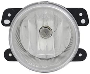 Fits For 11-14 Dodger Charger RT//SE//SX  Fog Lamp Cover Right Passenger Side