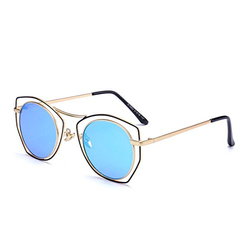 Marco Retro C GCC Gafas Gafas de Sol Las Redondo de gBwAqY