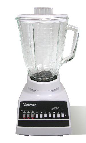 Oster 4172 10-Speed Blender Kitchen Mixer, 220-volt (Not for USA)