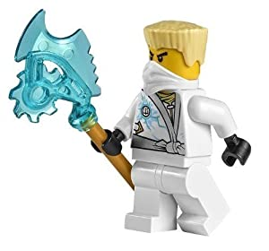 Amazon.com: Lego Ninjago Cole Kimono Minifigure: Toys & Games  |Lego Ninjago Techno Suits