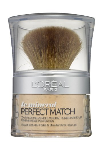 Price comparison product image L'Oreal Paris True Match Mineral Foundation, Natural Golden W4