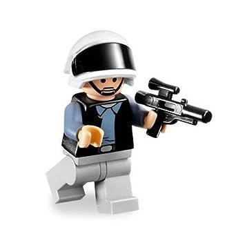 Amazon.com: Rebel Trooper with short blaster - LEGO Star Wars Mini ...