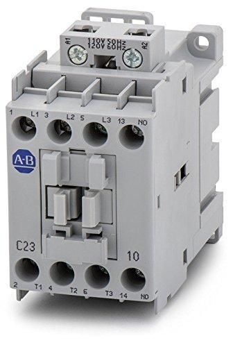 Allen-Bradley IEC IEC 100C23D10 Standard Contactor 23 Amp 120VAC New in Box from Allen-Bradley