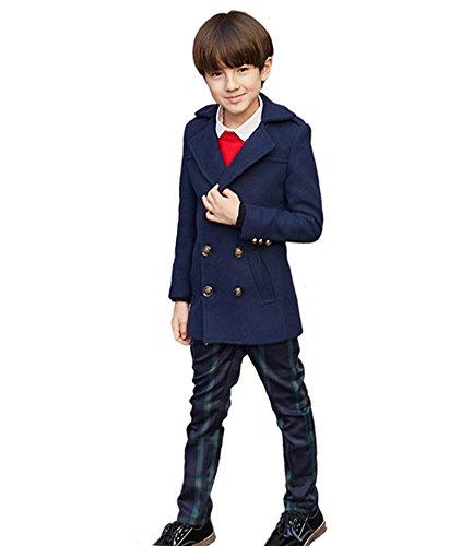 SK Studio Boys' Solid Color Lightweight Dress Jacket Old Navy by SK Studio