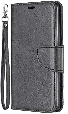 Samsung Galaxy S10 Plus プラス PUレザー ケース, 手帳型 ケース 本革 ポーチケース カバー収納 全面保護 ビジネス 財布 手帳型ケース Samsung Galaxy サムスン ギャラクシー S10 Plus プラス レザーケース