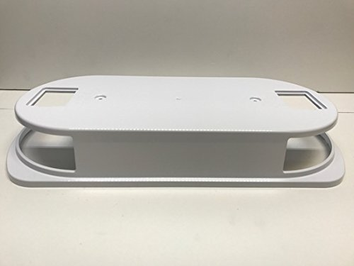 Bunn Cover, Hopper White - 32196.0000
