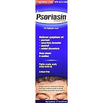 Psoriasin Therapeutic Shampoo, 177 Milliliter