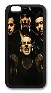 Avenged Sevenfold 24 TPU Silicone Case Cover for iPhone 6 4.7 inch Black
