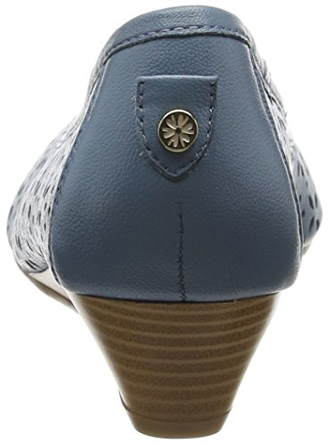 Grantham Femme Jeans Dal Compensée Blue Sandale Van 68Zw5qxUn