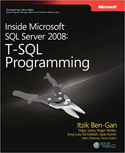T SQL PROGRAMMING PDF