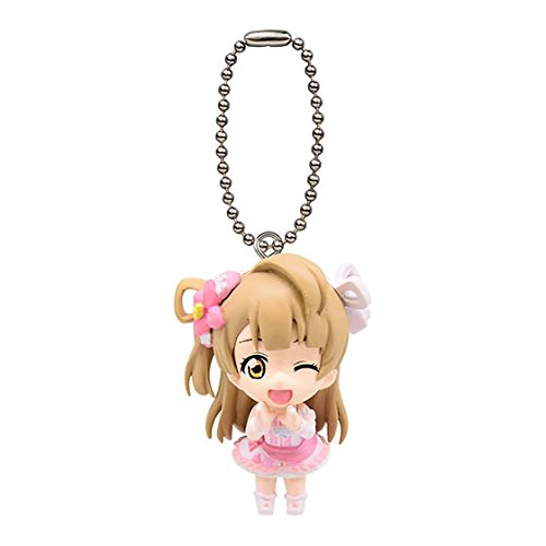 (Love Live! School Idol Project Mini Mascot Keychain / Swinger Part 10 Gashapon - Minami Kotori)