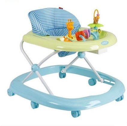 Amazon.com: Baby – Andador plegable Baby Walker Scooters ...