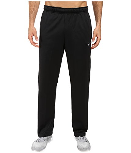 - Nike Men's Therma Training Pant Black/Dark Grey Size Large