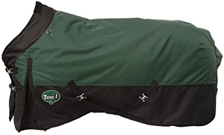 300g Fill Tough-1 Premium 1200 Denier Waterproof Medium//Heavy Weight Nylon Turnout Blanket
