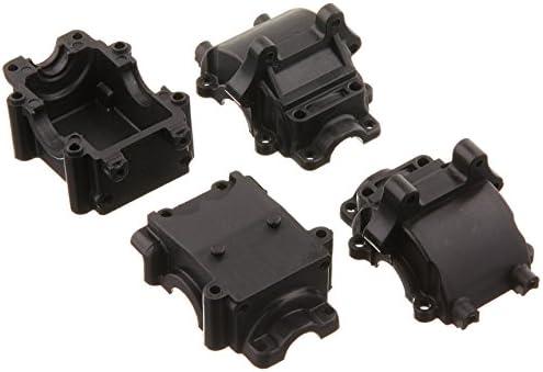 Losi Front: Rear Gearbox Set: Mini 8IGHT,DB, LOSB1921