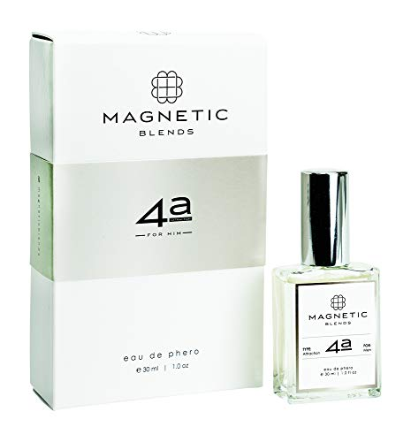 Magnetic Blends 4a Luxury Pheromone Cologne For Men to Attract