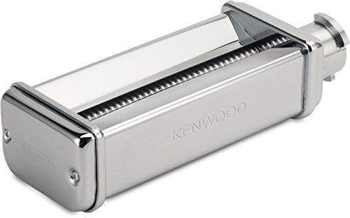 Kenwood KAX982ME batidora y accesorio para mezclar alimentos - Accesorio procesador de alimentos (Plata, Aluminio, Acero inoxidable, 219 mm, 76 mm, 54 mm, 1 kg)