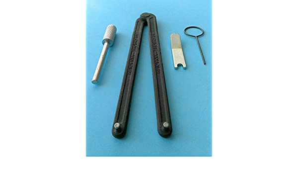 VW herramienta Volkswagen Audi Set (4) herramientas que incluye llave hexagonal: Amazon.es: Coche y moto