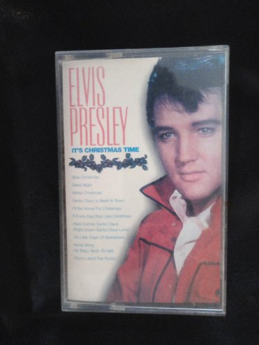 It's Christmas Time Elvis Presley Christmas Carols