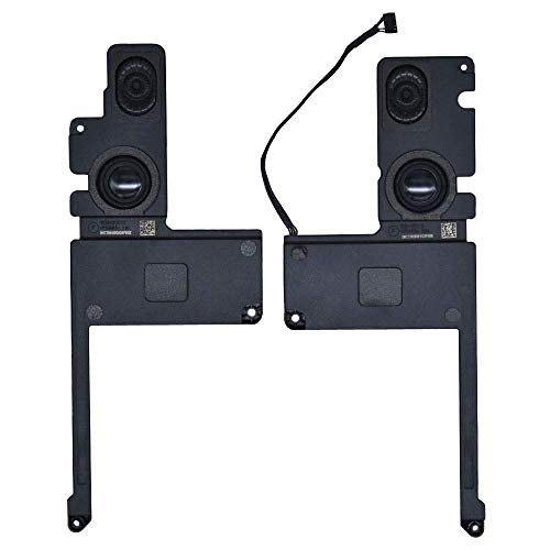 BAY Direct (923-0660, 609-0335-A) New Replacement Internal Right + Left Speaker Set for MacBook Pro 15 Retina A1398 (2012, 2013, 2014, 2015)