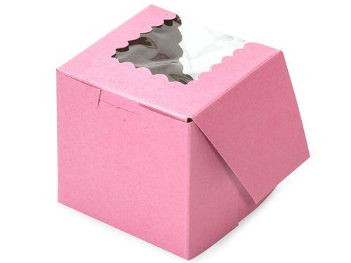 Scallop Corner (Bakery Boxes - 4x4x4