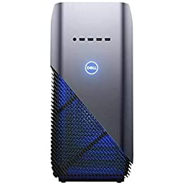 2019_ Dell Inspiron Desktop Computer PC- AMD Ryzen 7 2700X (8 Cores) – 16GB RAM- AMD Radeon RX 580 4GB Discrete Graphics, 1TB HDD+ 256GB SSD, Wireless-AC, Windows 10