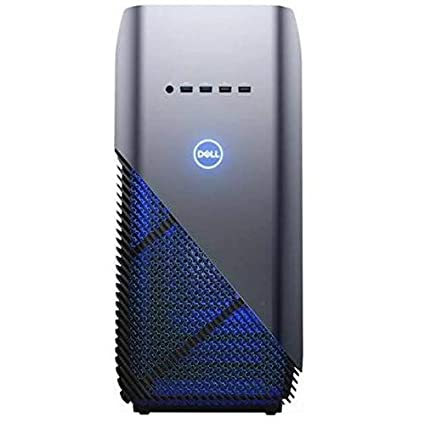 2019_ Dell Inspiron Desktop Computer PC- AMD Ryzen 7 2700X (8 Cores) - 16GB  RAM- AMD Radeon RX 580 4GB Discrete Graphics, 1TB HDD+ 256GB SSD,