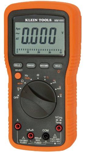 Klein Tools MM1000 Electricians Multimeter