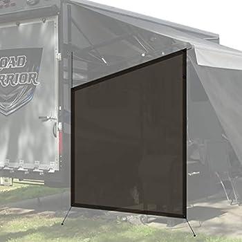 Amazon.com: Shadeidea RV Sun Shade Screen for Awning Side ...