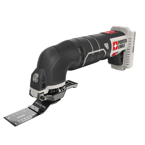 Porter Cable PCC710B 20-volt MAX Lithium Bare Oscillating Tool, - Porter Cable Saw Circular Parts