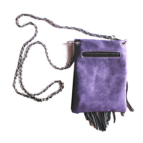 Texas Design Square Purple Ladies Clutch West in Colors 5 Purse Concho Holder Travel Card aqwrEaIx4F