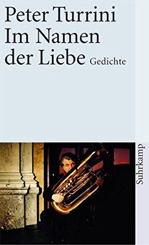 Im Namen der Liebe: Gedichte (suhrkamp taschenbuch)