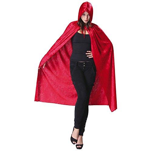 [Womens Scary Dracula Cape Costume - Cheap Costume] (Fantastic 4 Costume Uk)