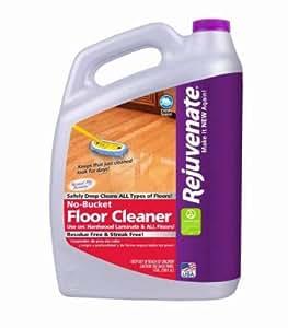 Amazon Com Rejuvenate No Bucket Floor Cleaner Fresh Scent