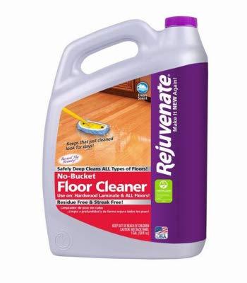 Rejuvenate No-Bucket Floor Cleaner Fresh Scent, 1 Gallon