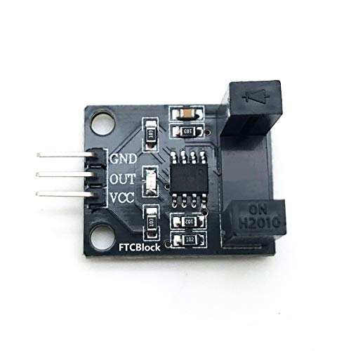 Sensor Slot - FTCBlock 2pcs Speed Measuring Sensor Photoelectric Infrared Count Sensor DC 5V
