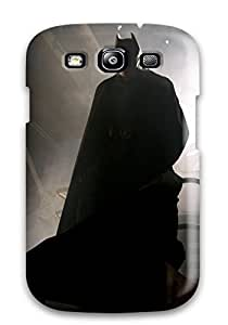 High Quality Shock Absorbing Case For Galaxy S3-batman Begins ()