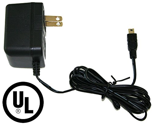 Ambient Weather WR-AC1 Mini-USB to AC Adaptor for Small Electronic Devices by Ambient Weather (Image #1)