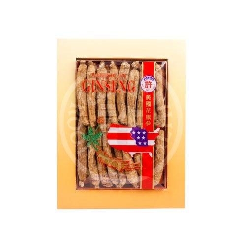 Hsu Ginseng 104.4, à long Petit ° 1 cultivées American Roots 4 oz