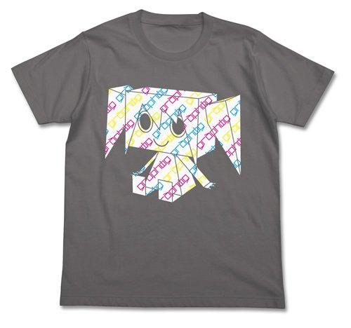 GRAPHIGオリジナル グラフィグTシャツ ミディアムグレー サイズ:Sの商品画像