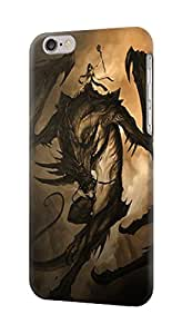 E0388 Dragon Rider Funda Carcasa Case para IPHONE 6S PLUS
