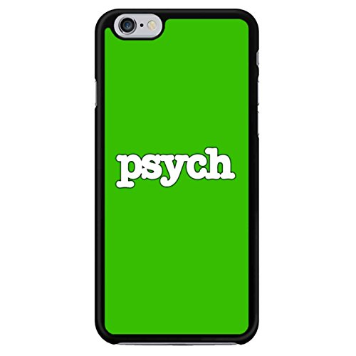 Psych Case Ipod Touch 6