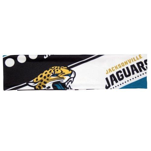Jacksonville Jaguars Scarf Jersey (NFL Jacksonville Jaguars Stretch Headband)