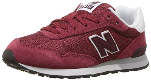 New Balance Boys' 515v1 Sneaker, Scarlet, 13.5 W US Little Kid ()