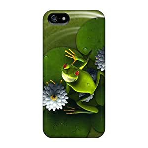 Tpu Case For Iphone 5/5s With Frog